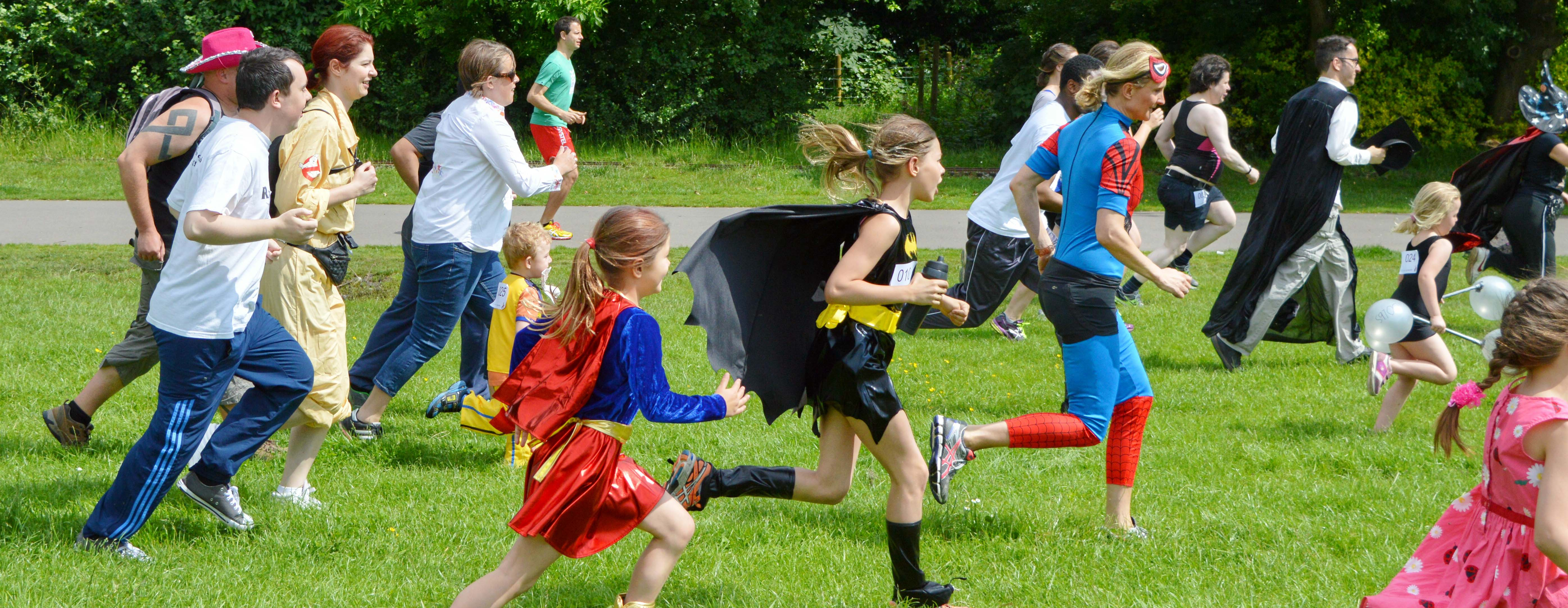 Rathbone Fun Run 2014