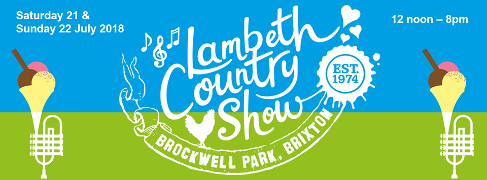 We were at the Lambeth Country Show 2018