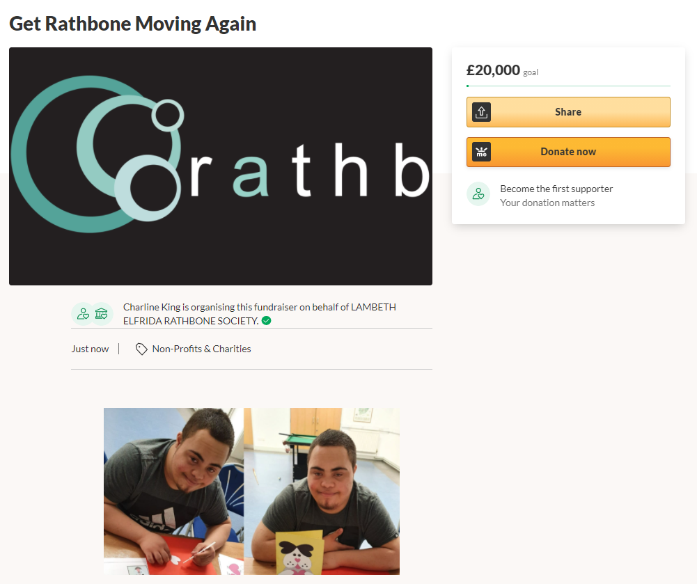 Get Rathbone Moving Again!